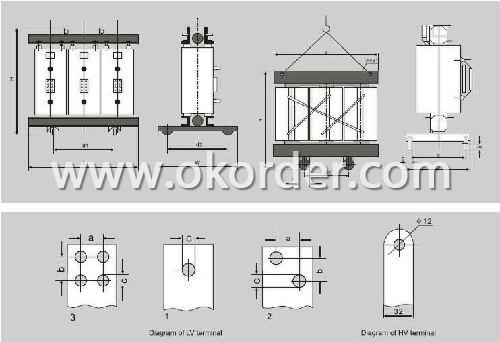 JIB Dry Type Transformer