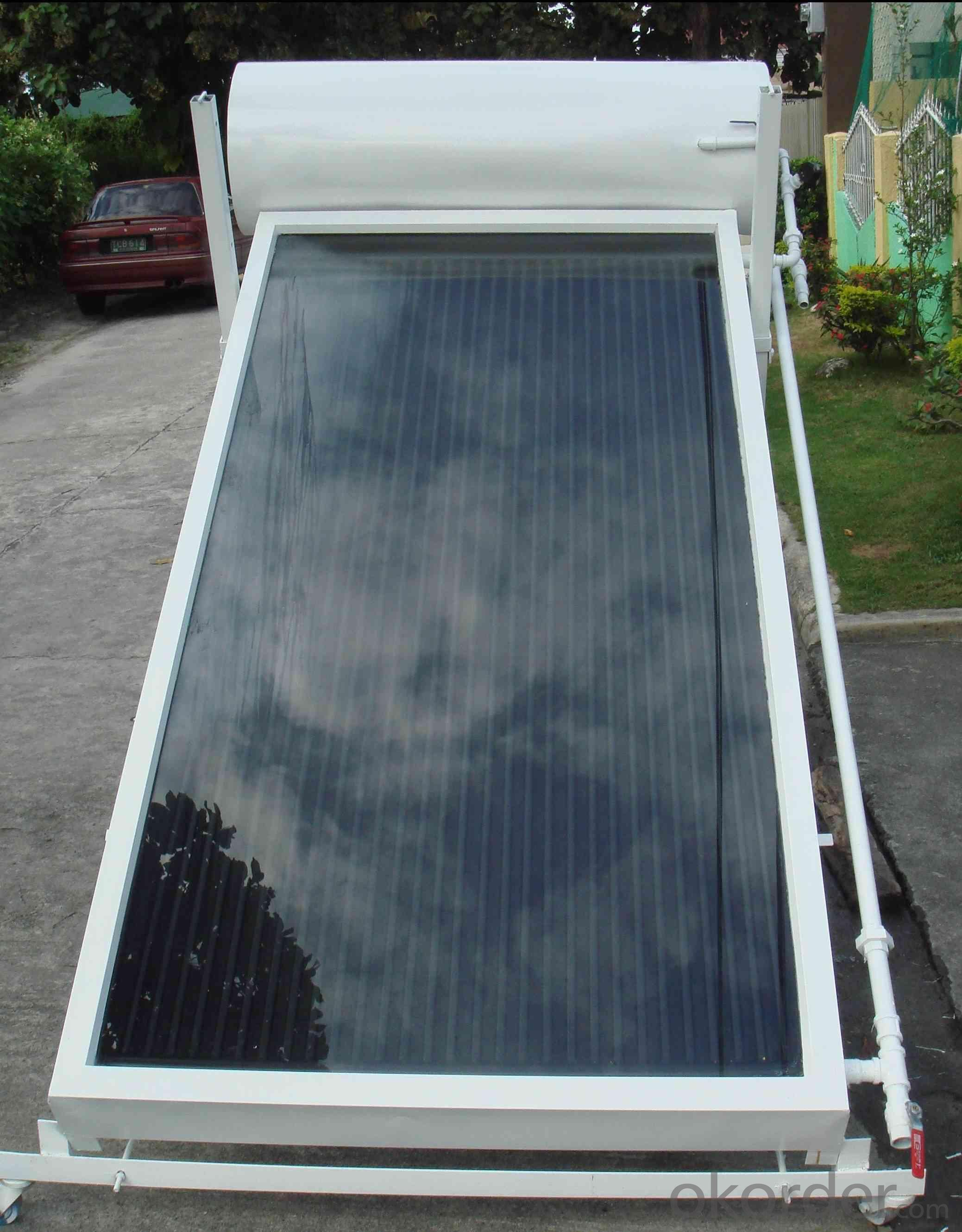 Solar Water Heater FS-NPTS Series