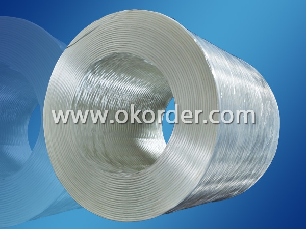 E-Glass Fiber Assembled Roving For SMC