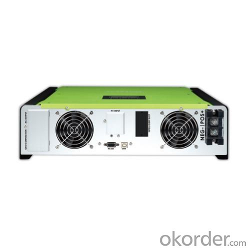 On-Grid Inverter With Energy Storage 2000W