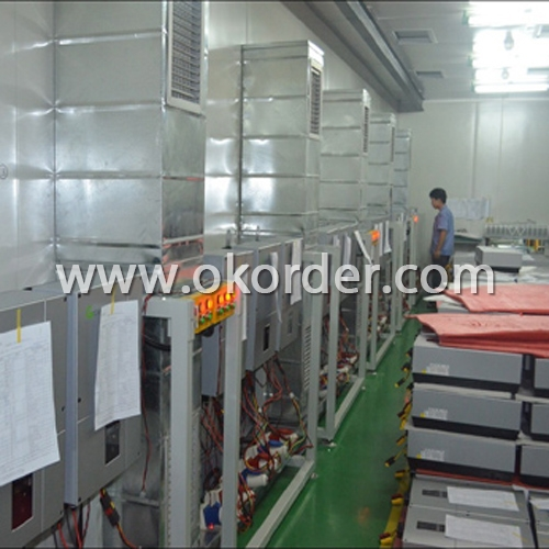 Grid Tied Solar Inverter 3-phase 10000W