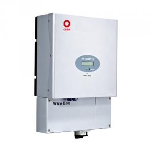 Grid Connected Solar Inverter
