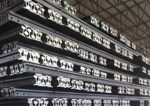 High Quality HR Steel Rail