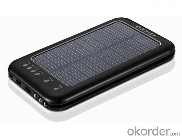 Convenient Solar Portable Charger U112