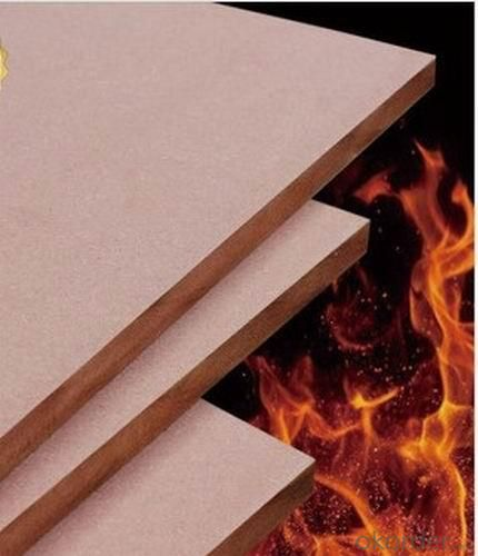 Fire Retardant MDF
