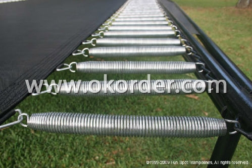 Trampoline Spring for Industry Use, Automatic Use
