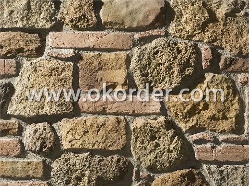 Artificial Stone 027