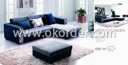 Modern Sofa ZS-S10-Double Beautiful Girl