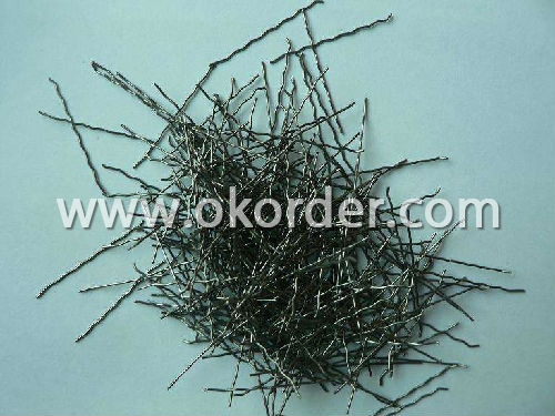 Good Quality Steel Fiber