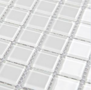 Glass Mosaic Pure White CMAX6500