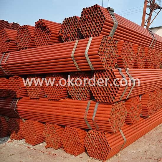 Packing of Construction Scaffolding