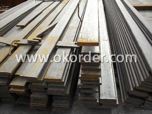 Flat Spring Steel