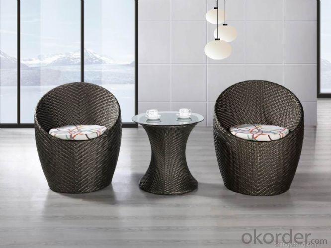 Nature Rattan Rotary Chair