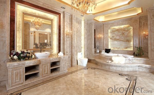 Glazed Porcelain Tile YC3A