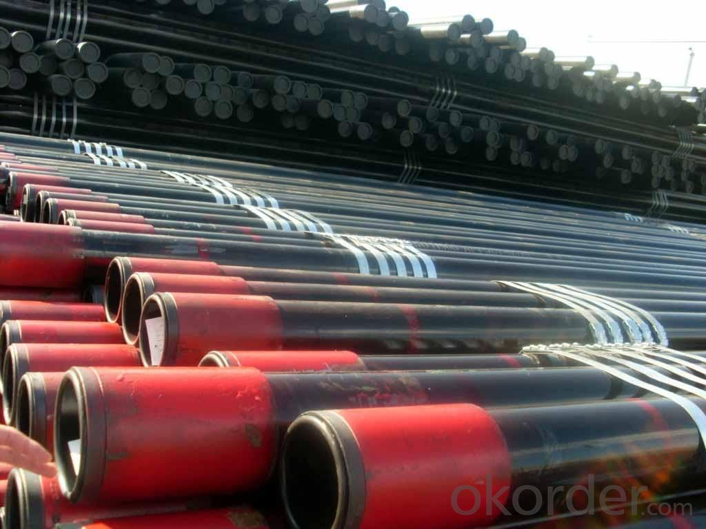 API 5CT Oil Casing and Casing Pipe