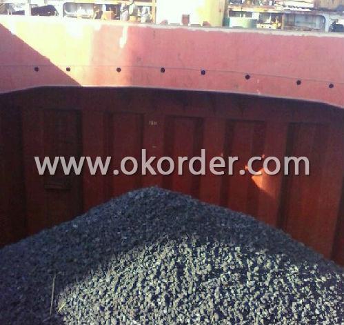 Low Ash Metallurgical Coke CSR 64%