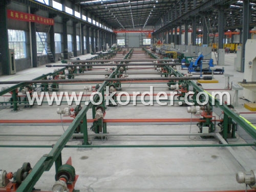 Production line API 5CT Oil Casing and Tubing