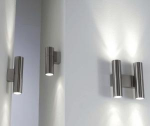 LED Outdoor Wall Lights 3W/Square Stair Wall Light