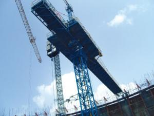 Hydraulic Jacking Bridge