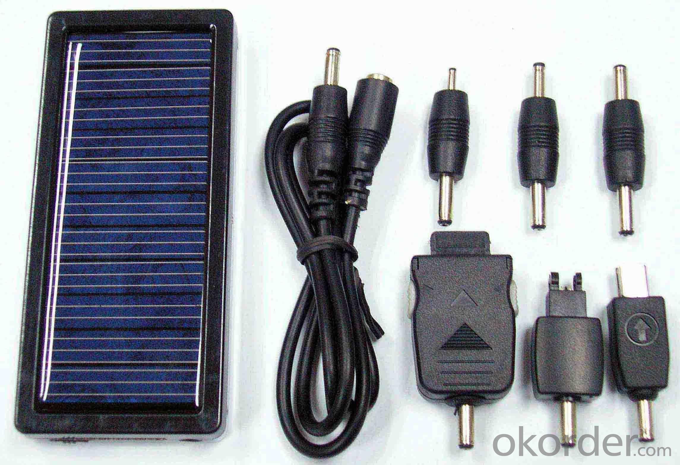 Solar Portable Charger U110