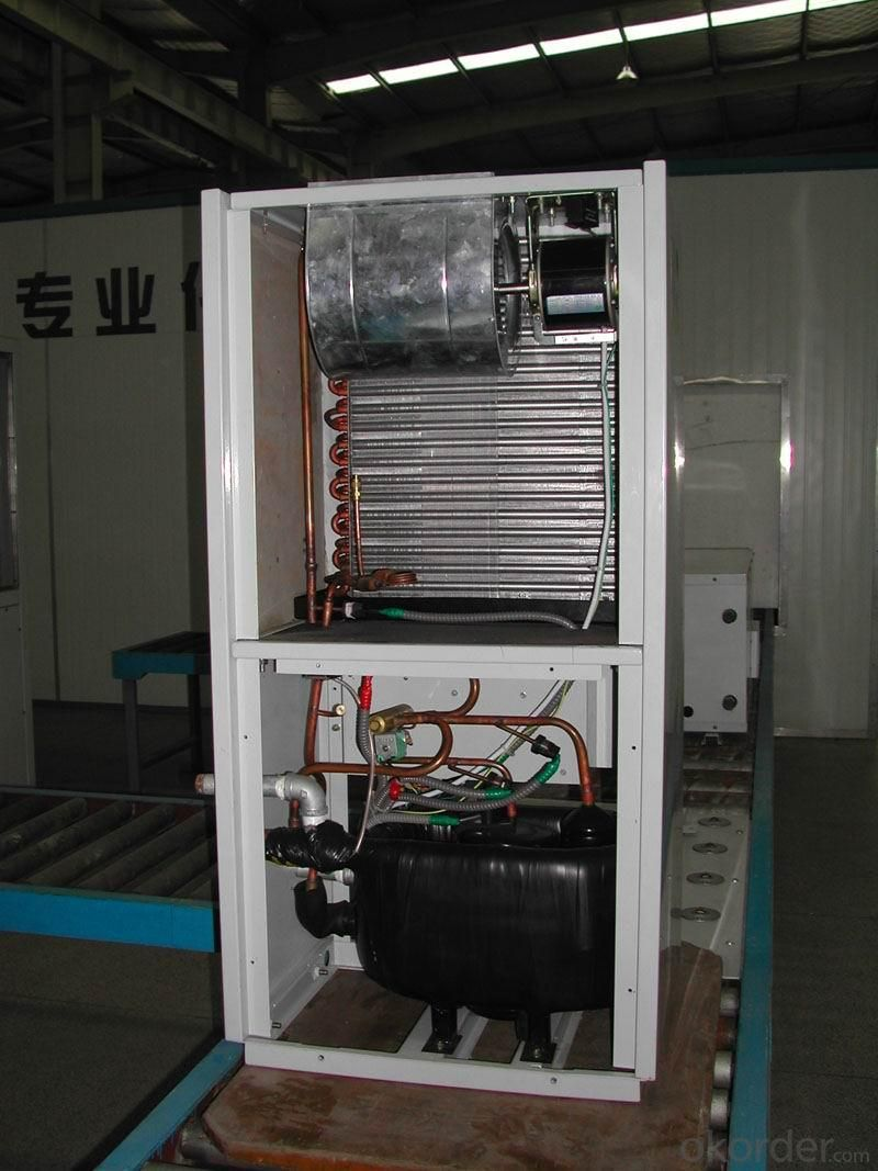 Ground-sourcing Heat Pump LGN R407C