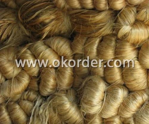 raw jute fiber