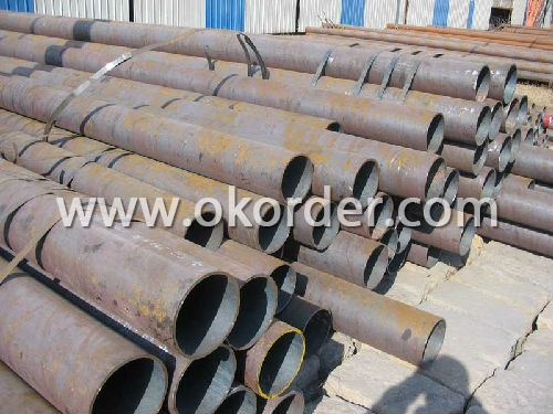 Seamless Steel pipes for Gas Cylinder