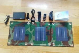 Camouflage Solar Portable Charger N111