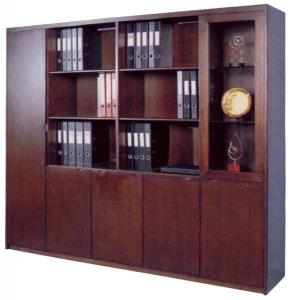 Solid Wood Office Cabinet