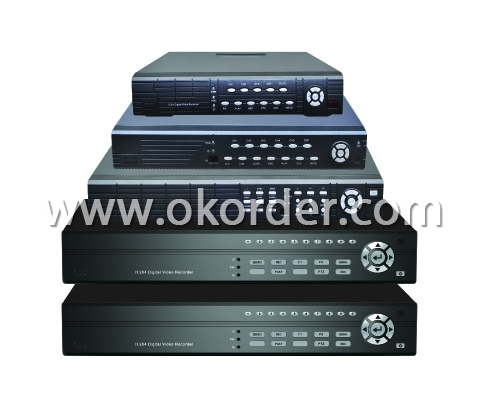 4CHANNEL DVR H.264 CCTV SYSTEM