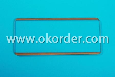 ITO glass for mobile phone, touch screens, GPS, instruments and apparatus,etc