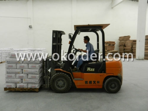 Loading COntainer of Titanium Dioxide Anatase