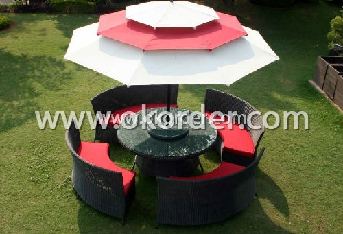 8 seats dining set