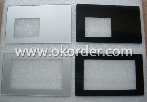 fingerprint-proof glass for mobile phone, display screen, touch screen,etc.