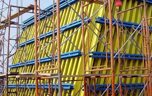 Formwork System-H20 Timber Beam With Length 3600 mm