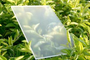 Solar AZO Glass