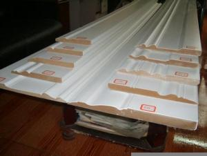 Melamine MDF Skirting Board / Profile Board