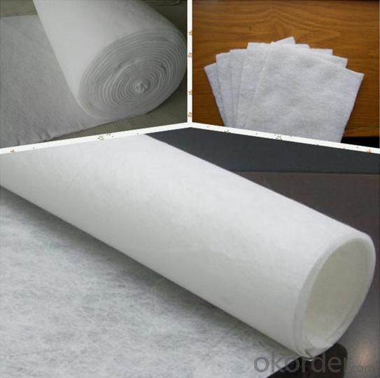 High Quality Filament Woven Geotextile