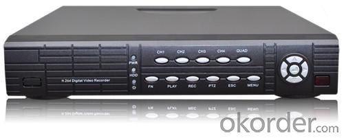 Digital Video Record,4 channel H.264