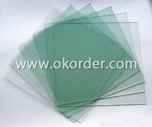 3.2mm-4mm AZO glass