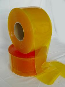 Freezer Grade PVC Strips Rolls Used for Warehouse