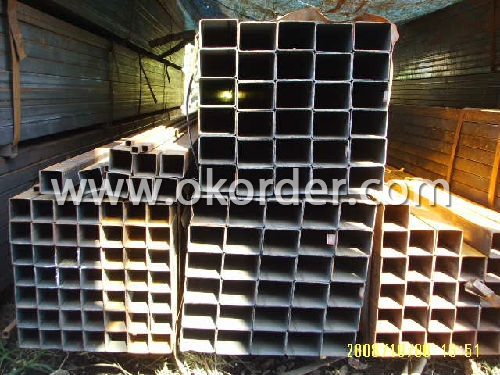 Hollow Section Steel Tubes(Hot Rolled/Cold Rolled)