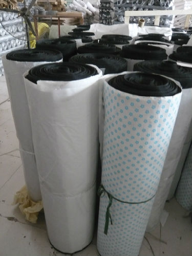 package of mesh