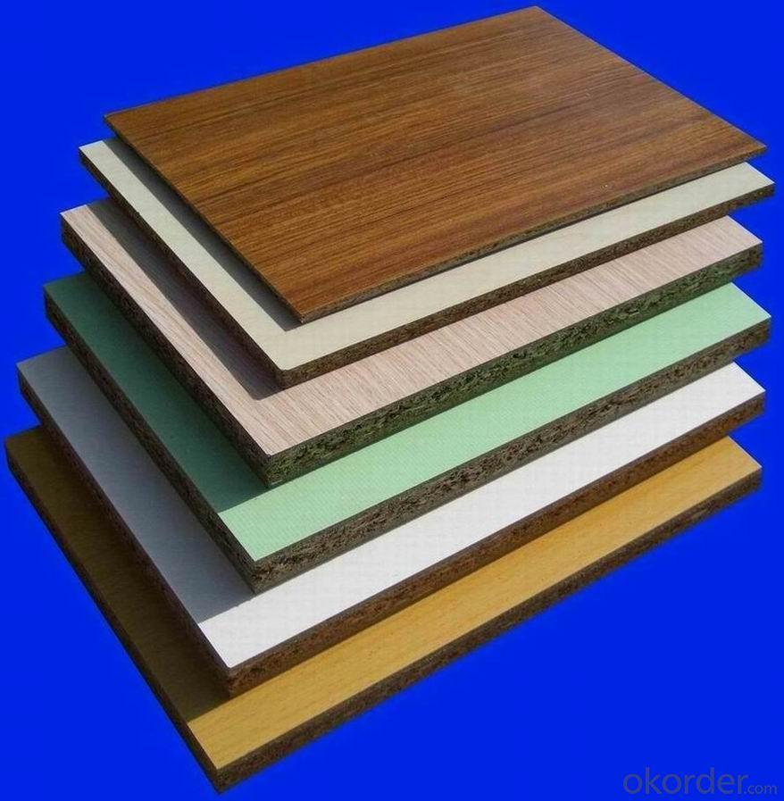 Melamine  MDF Skirting Board