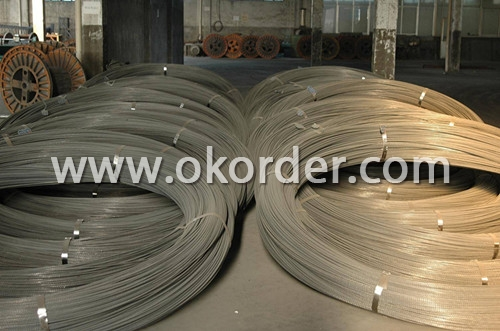 High Quality Prestressed Concrete Strand