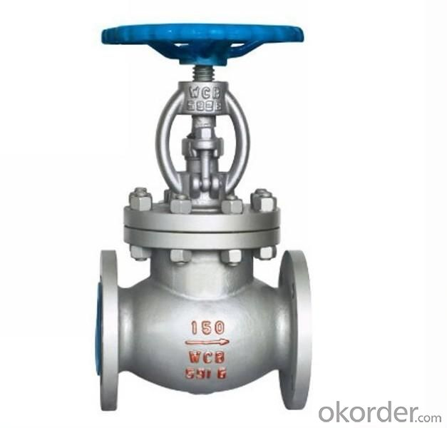 Forged steel & Cast stelel Pressure Seal Globe Valves