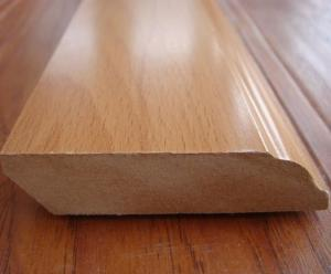 Melamine  MDF Skirting Board