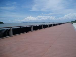 Wood Plastic Composite Decking CMAX H150H25B