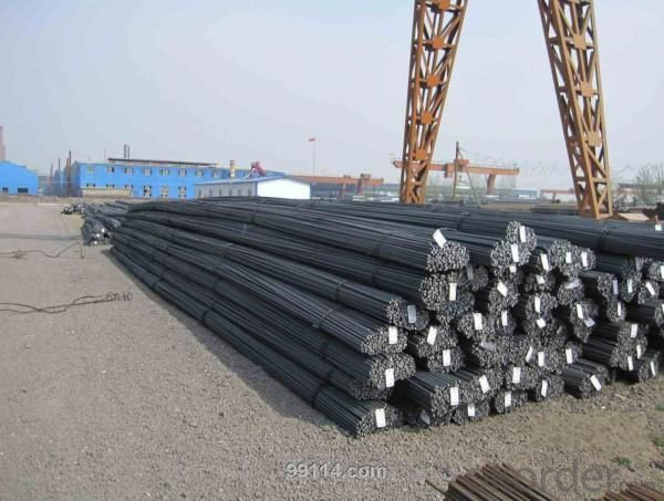 High Quality Deformed Steel Rebars