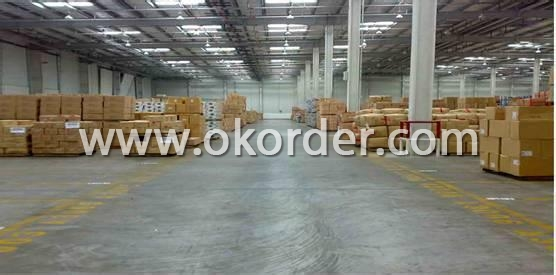 warehouse of Aluminum Foil Tape T-S7501P For Industry